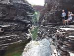 PARKS FOR PEOPLE: Karijini National Park. Picture: Katie Bogumil