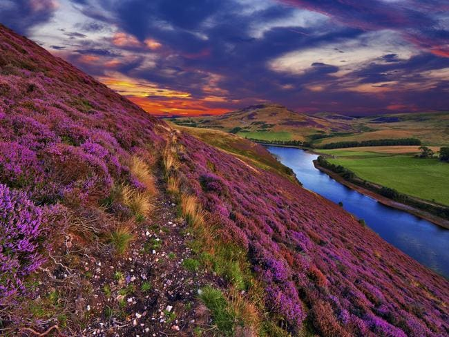 Stunning Scotland has been voted the most beautiful country in the world   Pictured here is. Rough Guides  Scotland the most beautiful country in the world