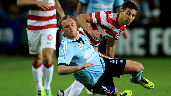 rhyan grant sydney fc injury report - photo#2