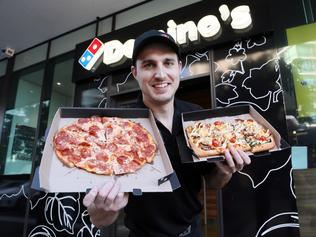 Domino's Pizza EoY results