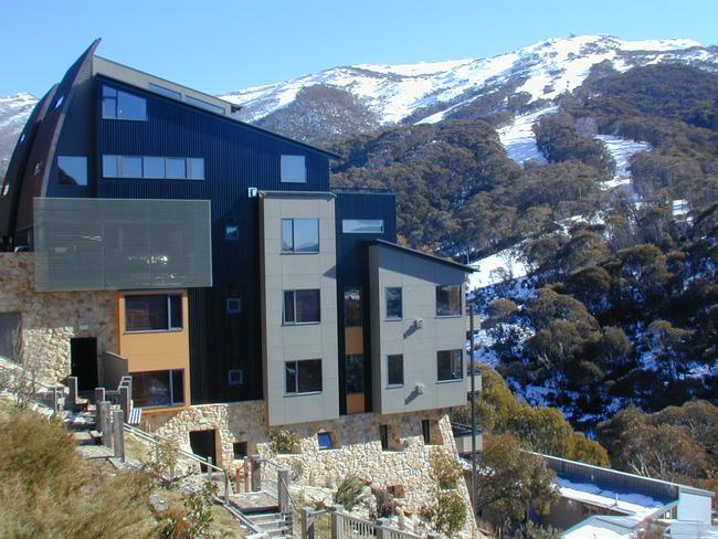 Elevation Penthouse, a luxury property just a short distance from the ski slopes at Thredbo is on the market for $1.29 million