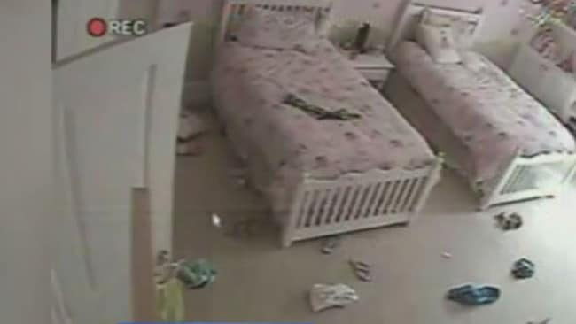 surveillance cameras hacked in girl s bedroom horrified