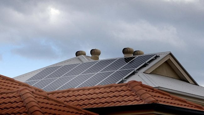 Rooftop Solar Panels Help To Generate Problems As Well As