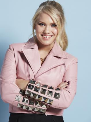 Planned single scrapped ... The Voice 2014 winner Anja Nissen. Supplied: Universal Music