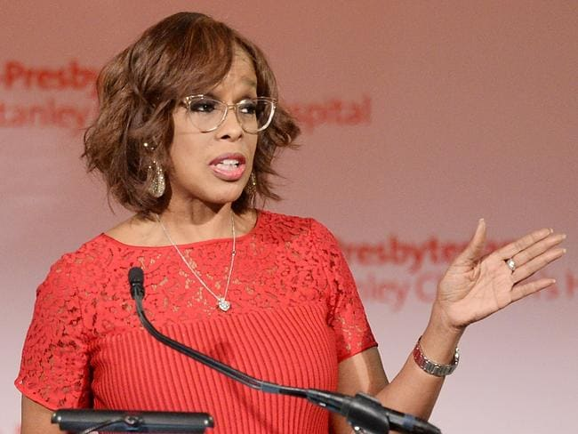 TV personality Gayle King says Charlie Rose 'does not get a pass'. Picture: Andrew Toth/Getty Images for NewYork-Presbyterian Hospital