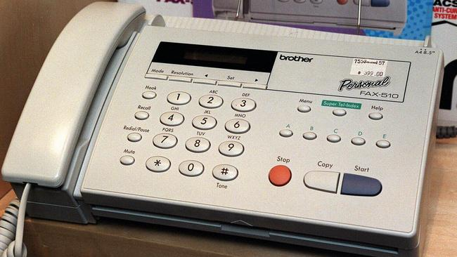 places to use a fax machine