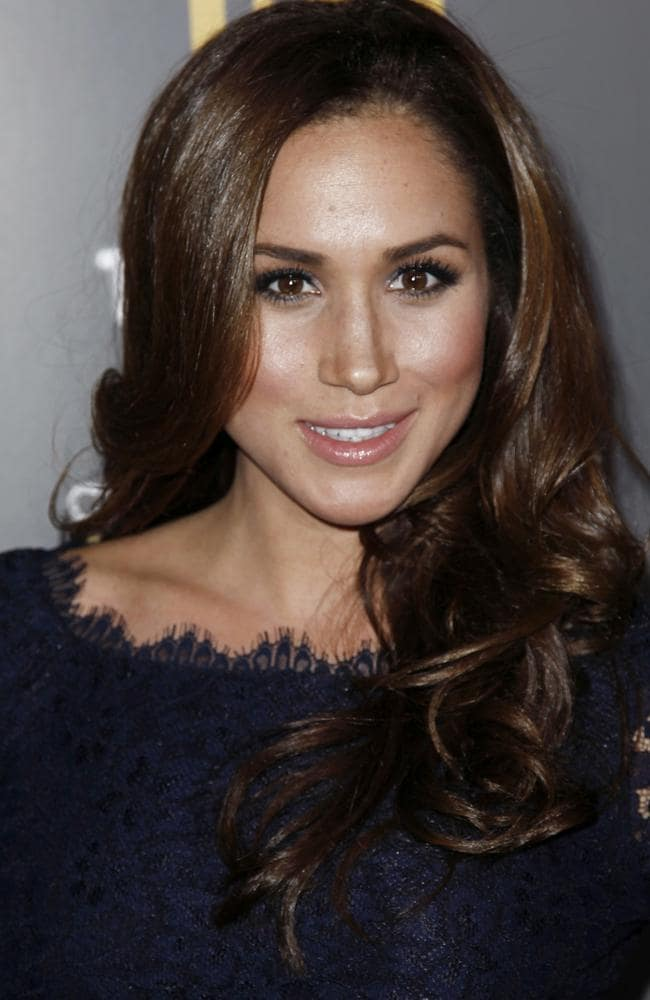Will glamorous actor Meghan Markle cope with life as a royal? Picture: Matt Sayles