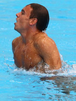 Diver Tom Daley Confesses I Can T Swim And Am Allergic To Chlorine Herald Sun