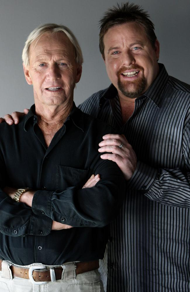 Paul Hogan has opened up to Shane Jacobson, his co-star from the film  <i>Charlie and Boots</i>.