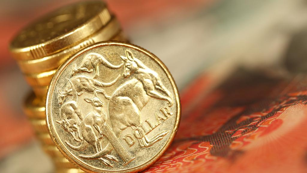 The Australian dollar could 80 US cents. Picture: istock