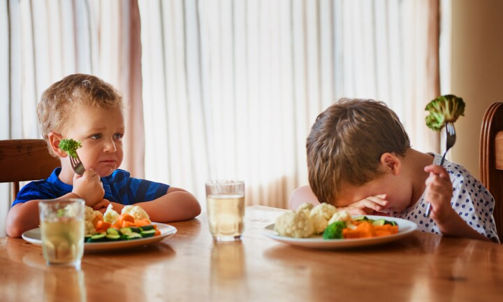 Food and mood: Your kid's meals are influencing their emotions