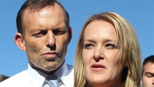 Tony Abbott knows 'sex appeal' when he sees it, just ask NSW MP Fiona Scott.