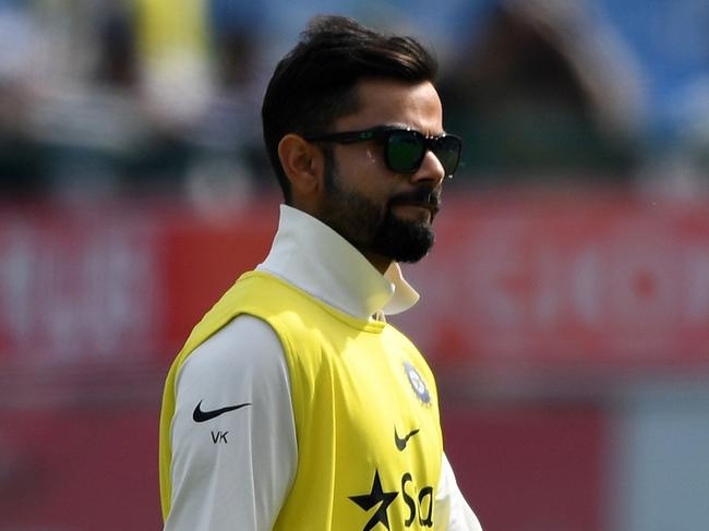 Kohli missing but youngster fills the gap