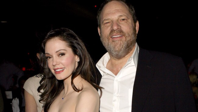 Rose McGowan has accused Weinstein of rape. (Photo by Jeff Vespa/WireImage for Rogers & Cowan)