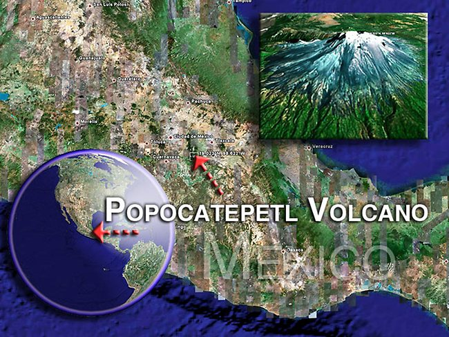 Popocatepeti