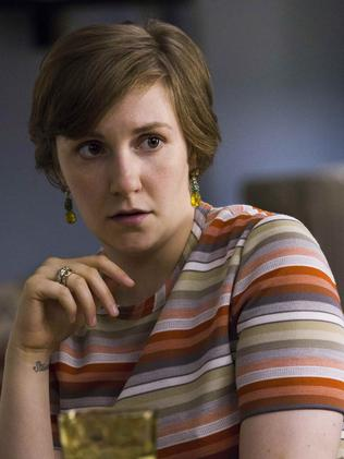 Girls creator and star Lena Dunham.