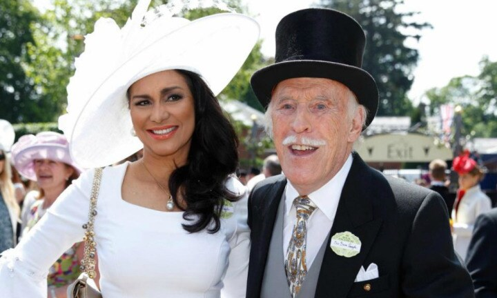 Millionaire leaves $20million to wife - but nothing to his six kids