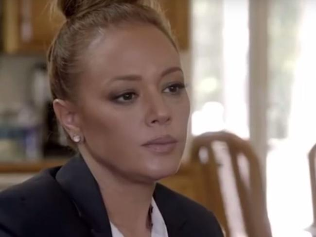 "Leah Remini says it's ""not easy to just walk away"" from the church of Scientology."