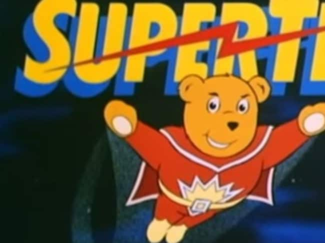 Flying again ... SuperTed is set to get 26 new episodes.