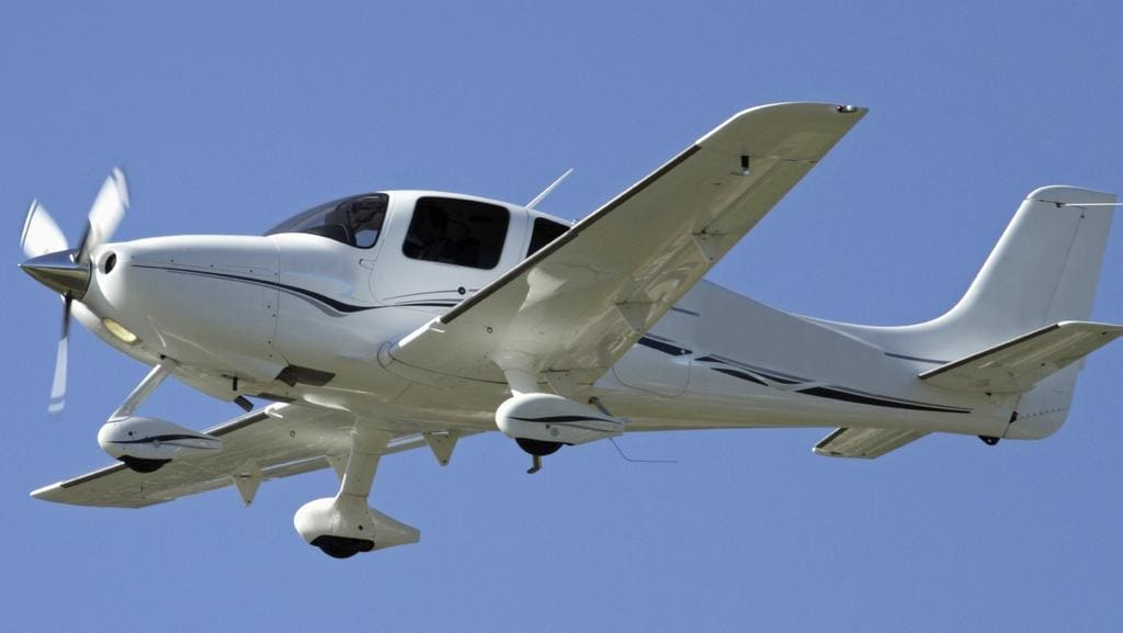 A light plane has crashed landed at Merredin Airport. File image.