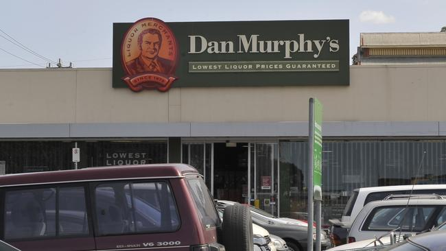 Woolworths Group says putting the Woolworths brand on its own bottles would make no sense given they are not sold in Woolies, but rather in Dan Murphy's and BWS.