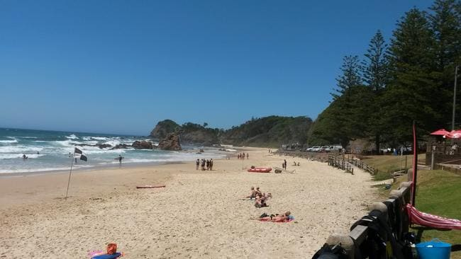 8. Port Macquarie has attracted significant Australia Day long weekend bookings making it the eighth most popular coastal destination. Picture: Supplied.