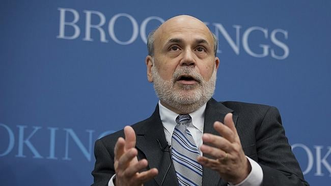 Yellen takes over from former Chair Ben Bernanke who ran the Fed for eight years.