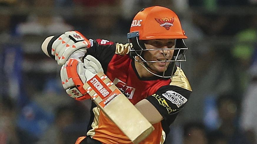 David Warner has scored more runs than any overseas batsman in IPL history.