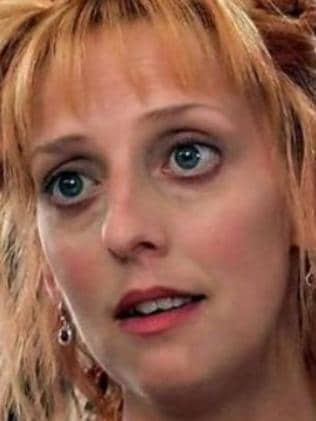 Emma Chambers played Honey Thacker in Notting Hill. Picture: Supplied