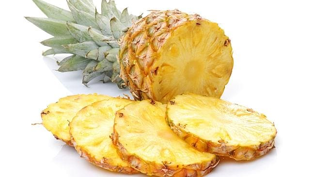 Would you describe yourself as a pineapple? A little prickly on the outside but sweet on the inside?
