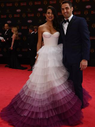 Ana is the wife of Sydney Swans' captain Josh Kennedy. Picture: Quinn Rooney/Getty Images