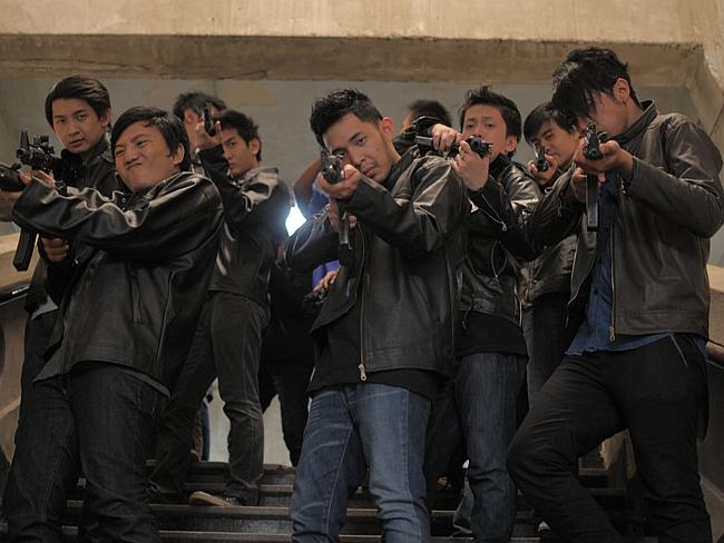 Ready to stun ... a scene from The Raid 2. Picture: Sony Pictures Classics