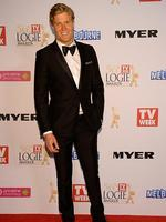 Chris Brown during the Red Carpet Arrivals ahead of the 56th TV Week Logie Awards 2014 held at Crown Casino on Sunday, April 27, 2014 in Melbourne, Australia. Picture: Jason Edwards