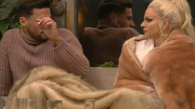 The sort of anecdotes Celebrity Big Brother is made for.