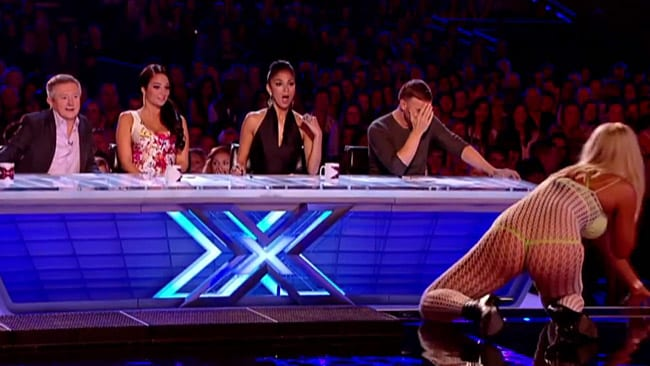 Britain's X Factor investigation