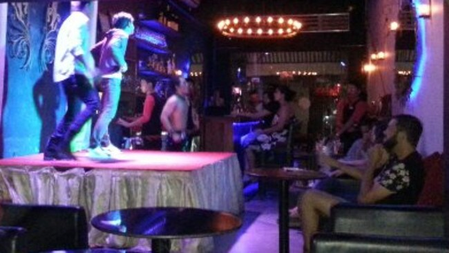 Cambodia's bar scene reflected the country's conservative attitude towards gay and transgender sexuality until the last five years.