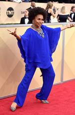 Actor Jenifer Lewis attends the 24th Annual Screen ActorsGuild Awards at The Shrine Auditorium on January 21, 2018 in Los Angeles, California. Picture: Frazer Harrison/Getty Images