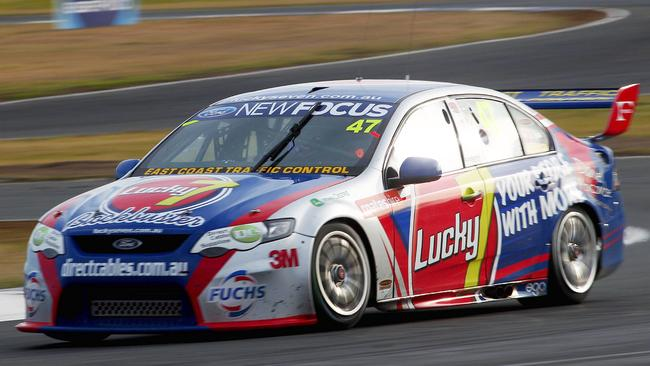 The 2011 race weekend marked Slade's V8 breakthrough.