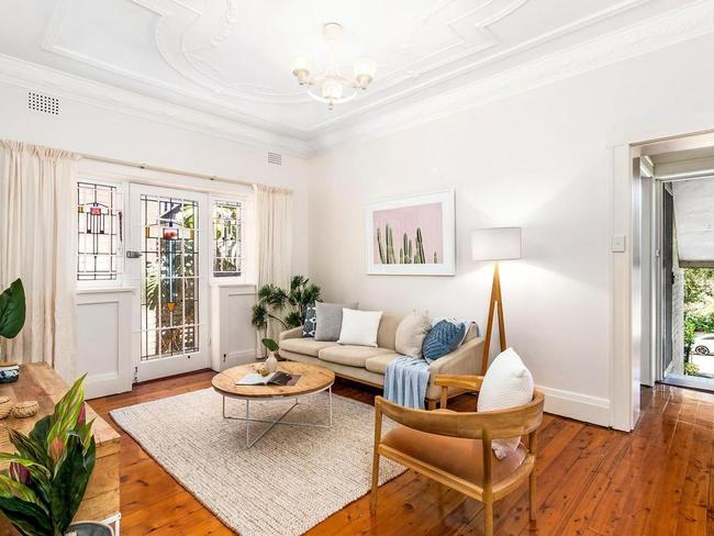 5/1 Stark St, Coogee was passed in at auction.
