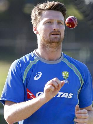 Jackson Bird was part of the Indian touring party. Picture: AAP