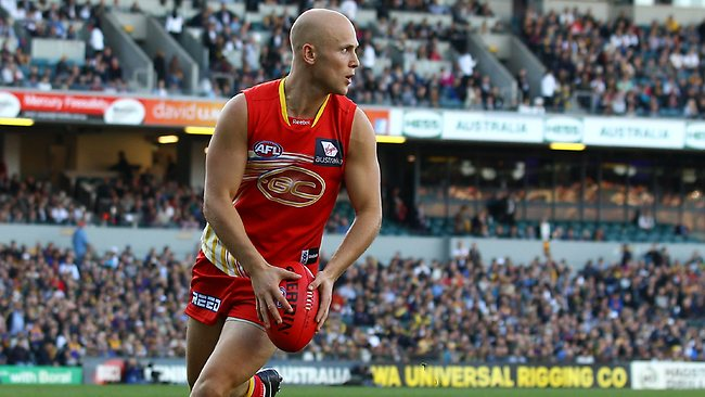 Gold Coast captain Gary Ablett is a lock for your SuperCoach team. Picture: Getty