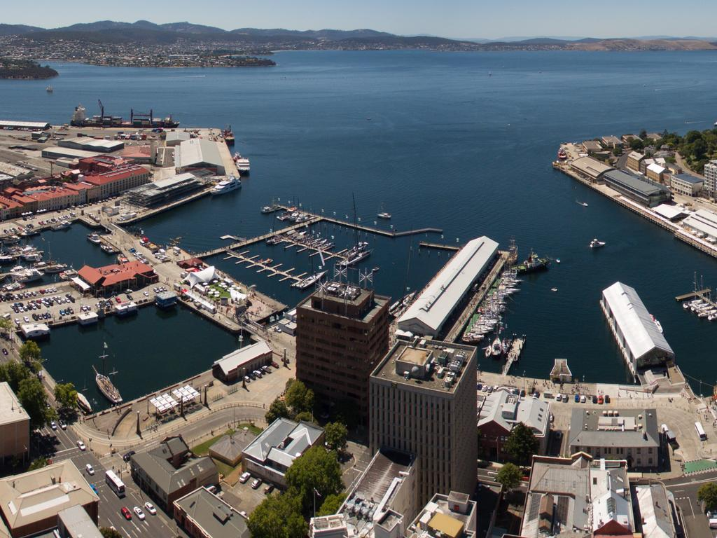 Foreign investment in Tasmania, including Hobart, is skyrocketing.