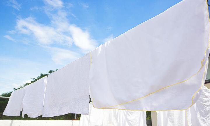 How to wash traditional cloth nappies