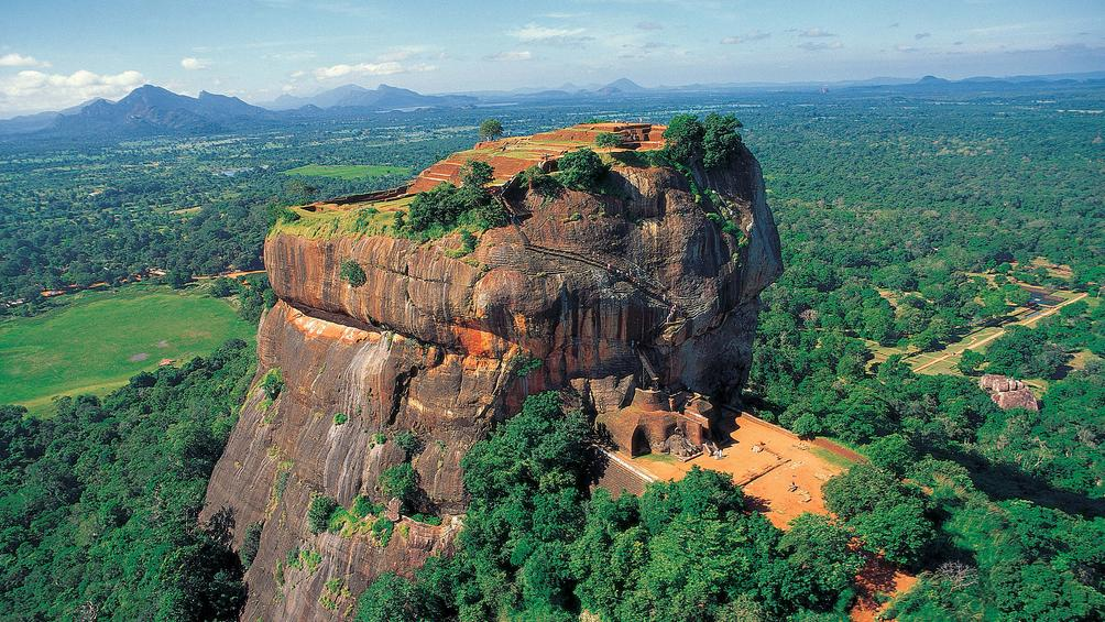 Rich In National History And Magnificent Scenery Sri