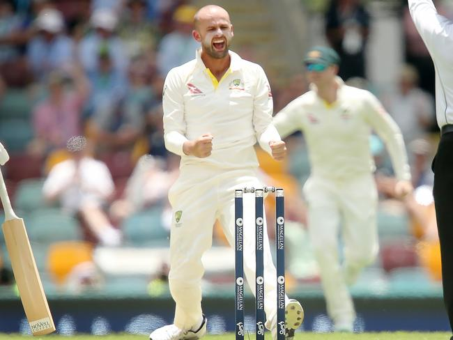 Nathan Lyon has been extremely vocal to start the Ashes.