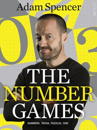 Spencer's new book The Number Games is out now.