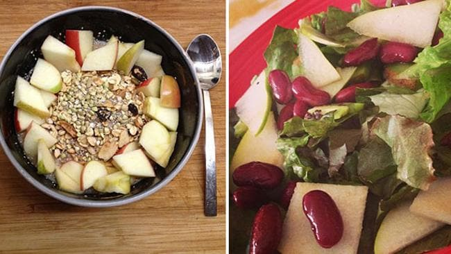 Eating good food will make you healthy, yes, but is there a food to make you less insufferable?