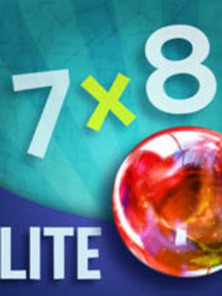 Marble Math Lite app ... Solve a variety of multiplication problems by collecting numbers as you roll or drag your marble through a series of fun mazes.