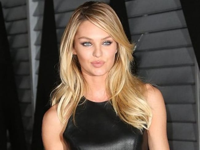 Model Candice Swanepoel is among the female celebrity victims involved in the hacking