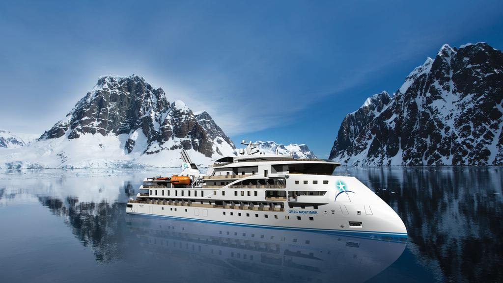 Aurora Expeditions New Ship Greg Mortimer To Launch In